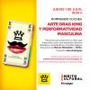 1415641115c102569b9ff06b3befbb1e Events from Artes Escénicas - MADO'21 Web Oficial del Orgullo
