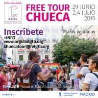 Chueca, la memoria histórica LGTBI de Madrid. #FreeChuecaTour