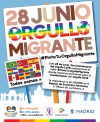 Orgullo Migrante #Pinta tu Orgullo