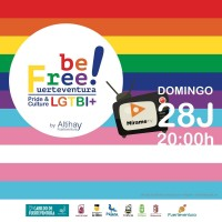 Fuerteventura Be Free. Pride & Culture LGTBI+ 2020