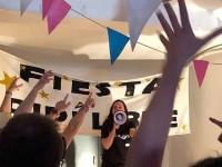 Free Wee Party (la fiesta del pipí libre)