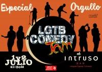 LGTB Comedy Jam: Especial Orgullo