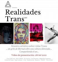 """Video Arte de presentación """"Realidades Trans"""""""