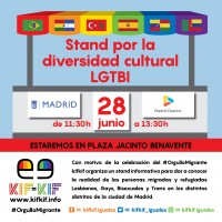 Stand por la Diversidad