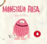 Cuenta cuentos y taller familiar MONSTRUO ROSA con Olga de Dios