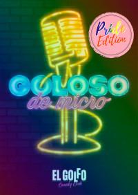 Festival de comedia LGTBIQ+ en El Golfo Comedy